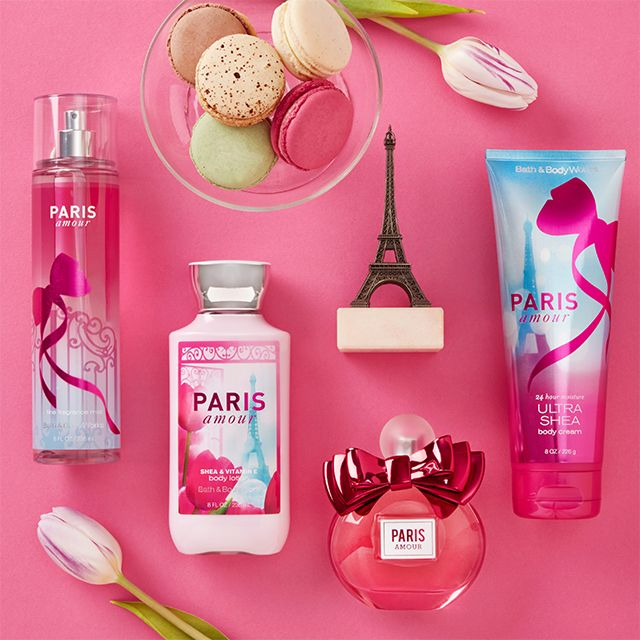 Paris Amour Bath And Body Works Bath And Body Bath N Body Works