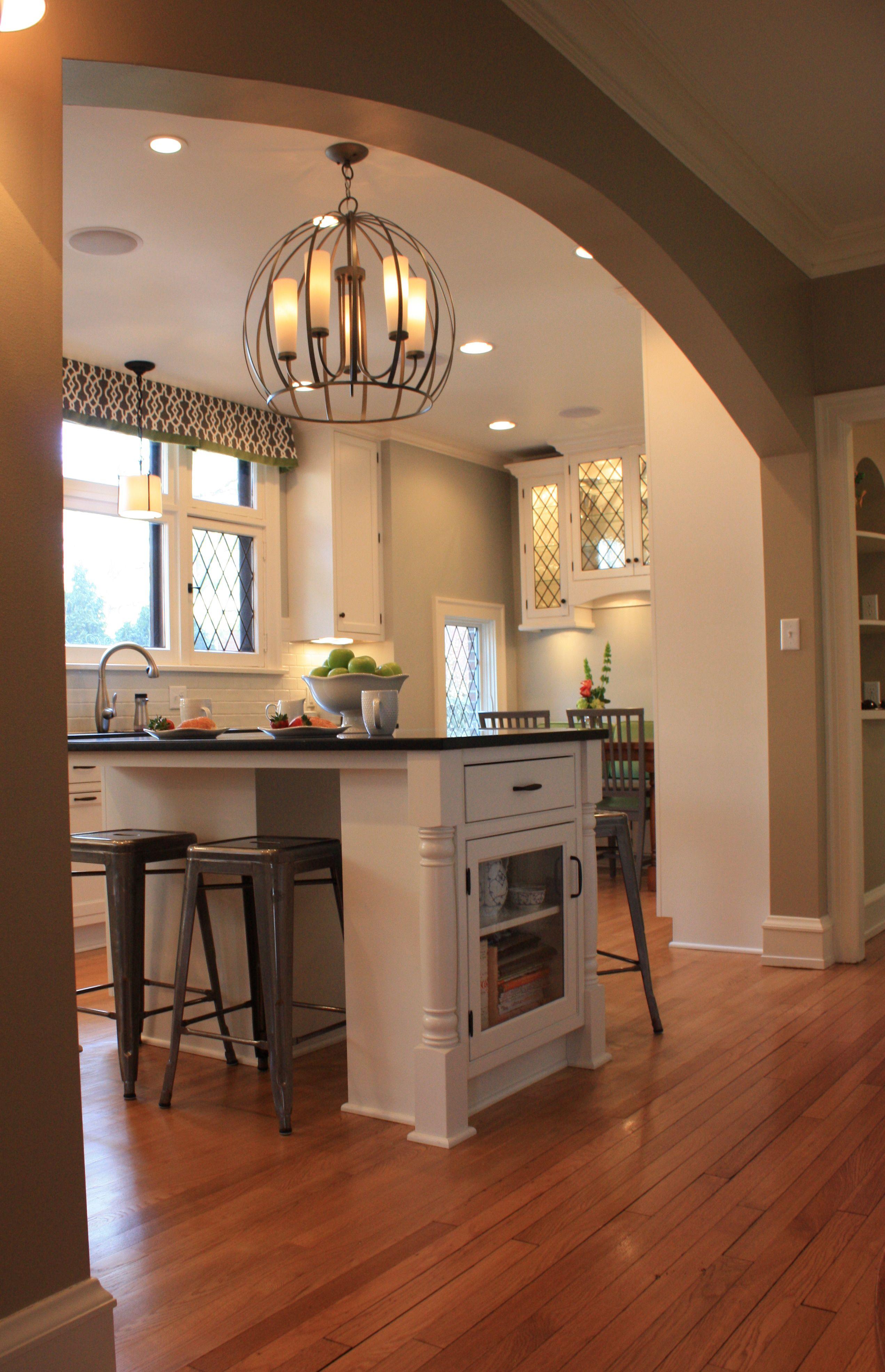 Kitchen Remodel by Matthew Krier of Design Group Three ...