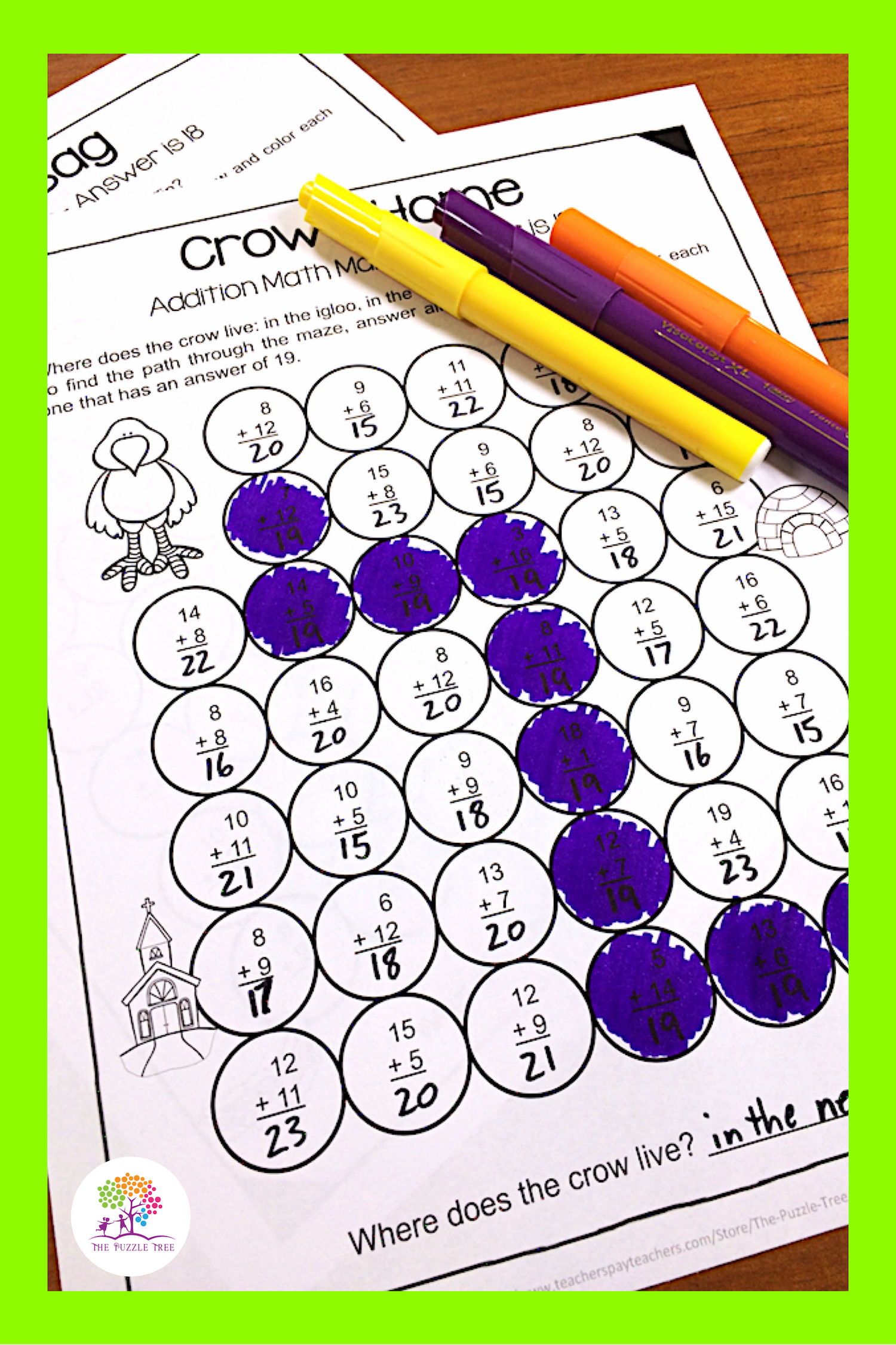 Make Addition Fun In Your Classroom With These Addition
