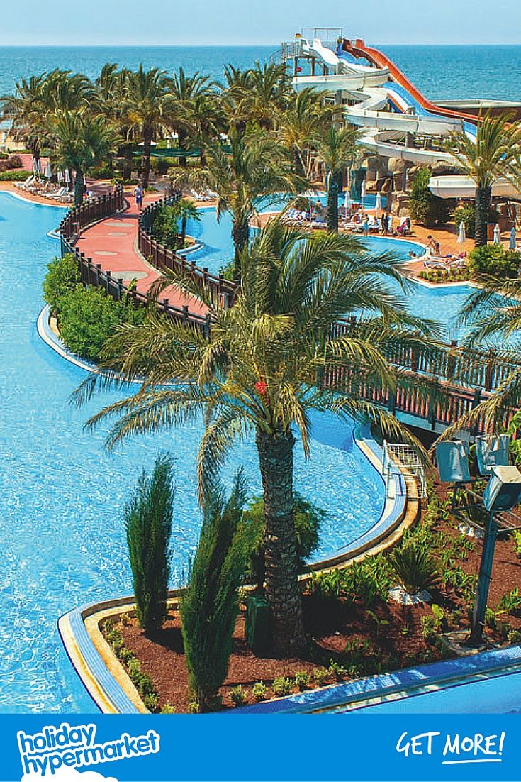 Lara Beach Hotel In Antalya Region Turkey