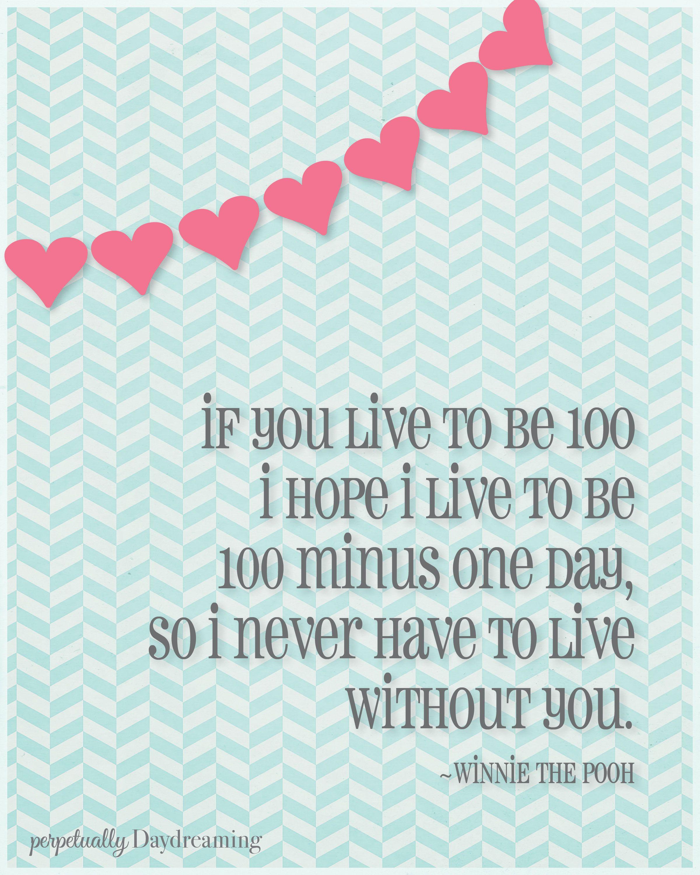 Free Valentine\'s Printable | Perpetually Daydreaming | Pinterest ...