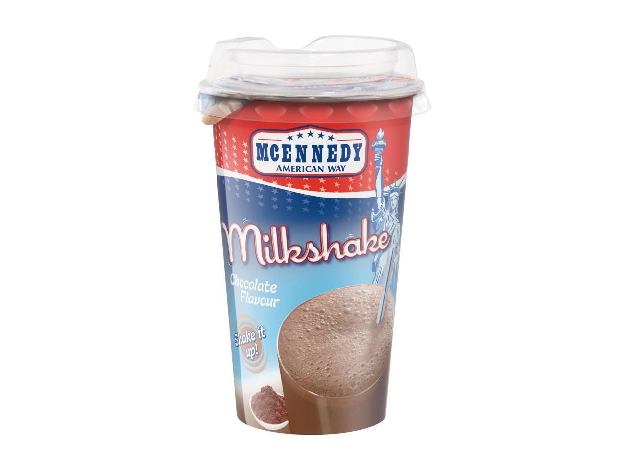 LIDL - Milkshake, 0.69 € [fragola, cioccolato] - dal 26.06 fino a esaurimento scorte #milkshake #cioccolato #fragola