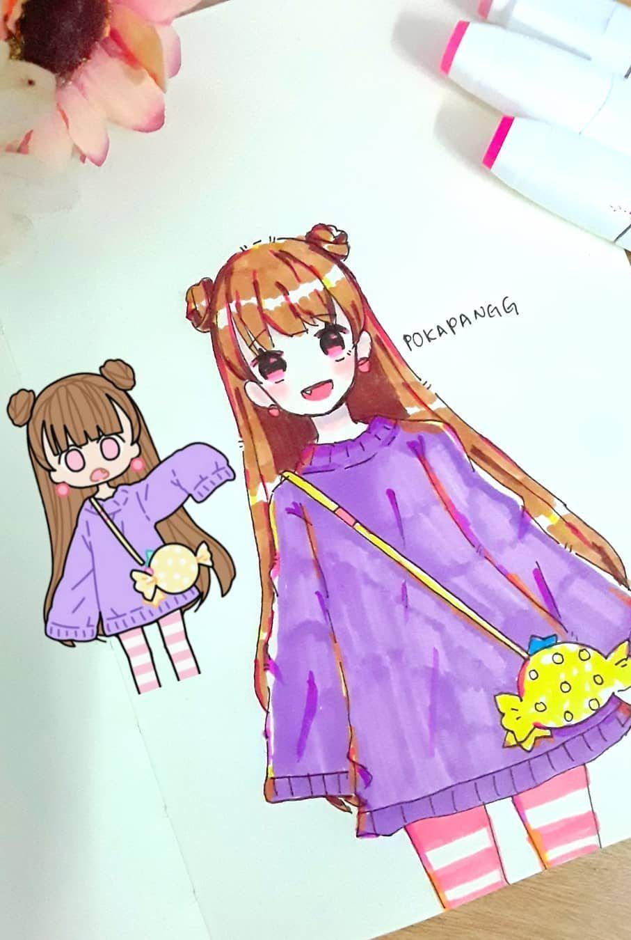 Best Drawing Manga Style On The Anime Manga Art Style Page 5 Dễ Thương