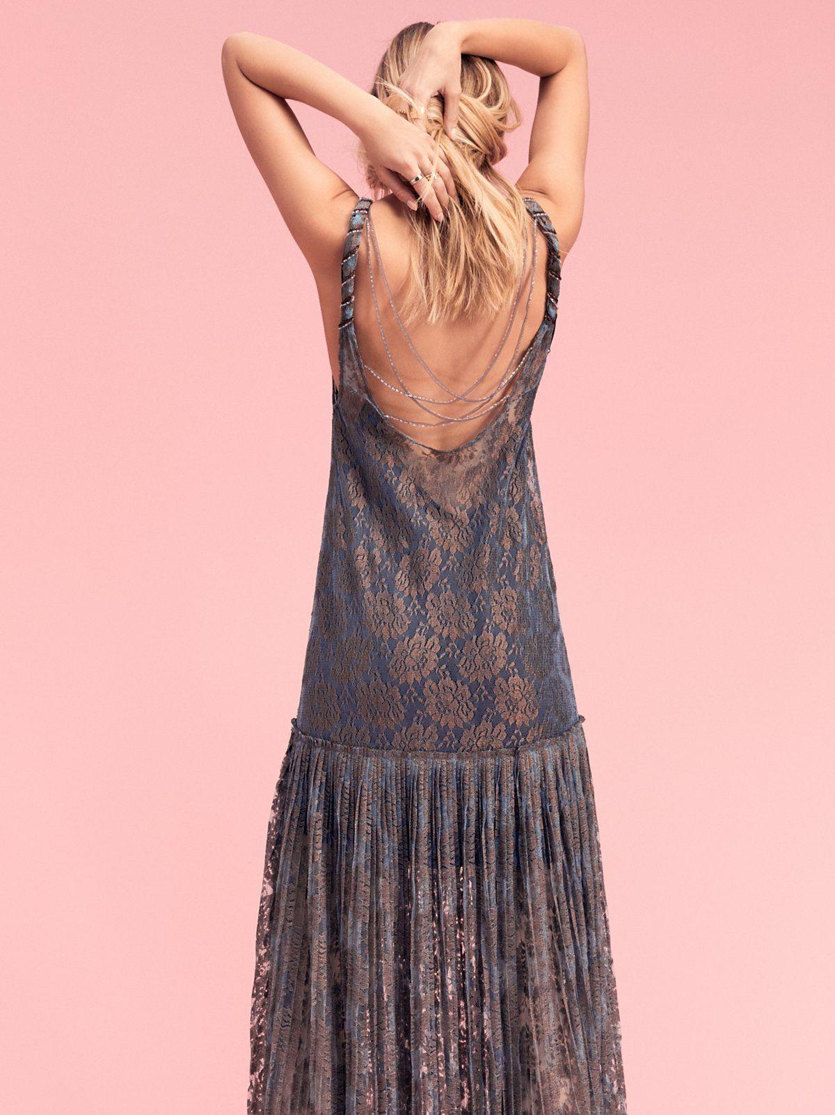 38++ Beaded mesh maxi dress trends
