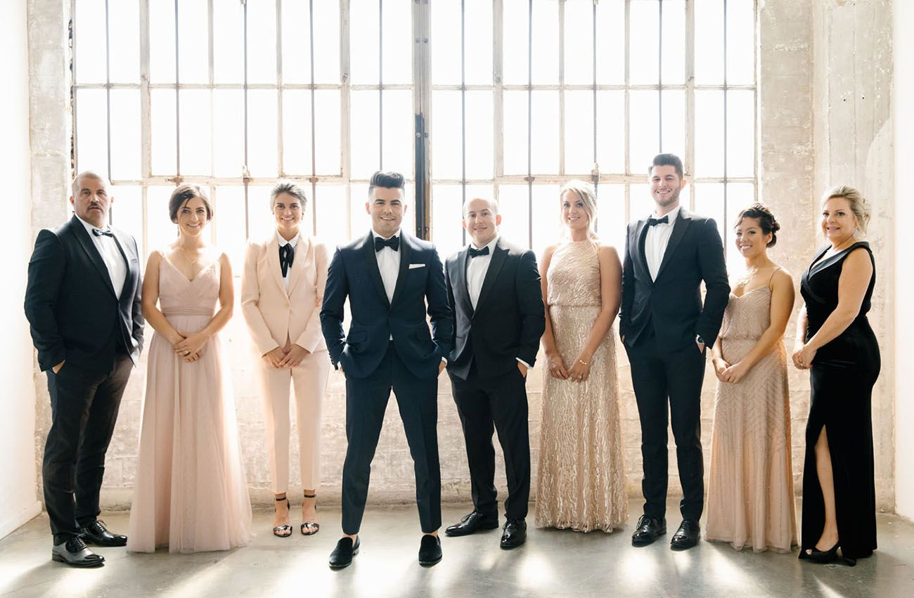 Greenery Warmth and Style A Modern Wedding