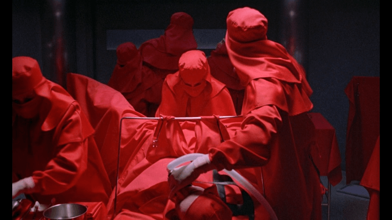 Dead Ringers (1988) - Dir. David Cronenberg | Retro futuriste