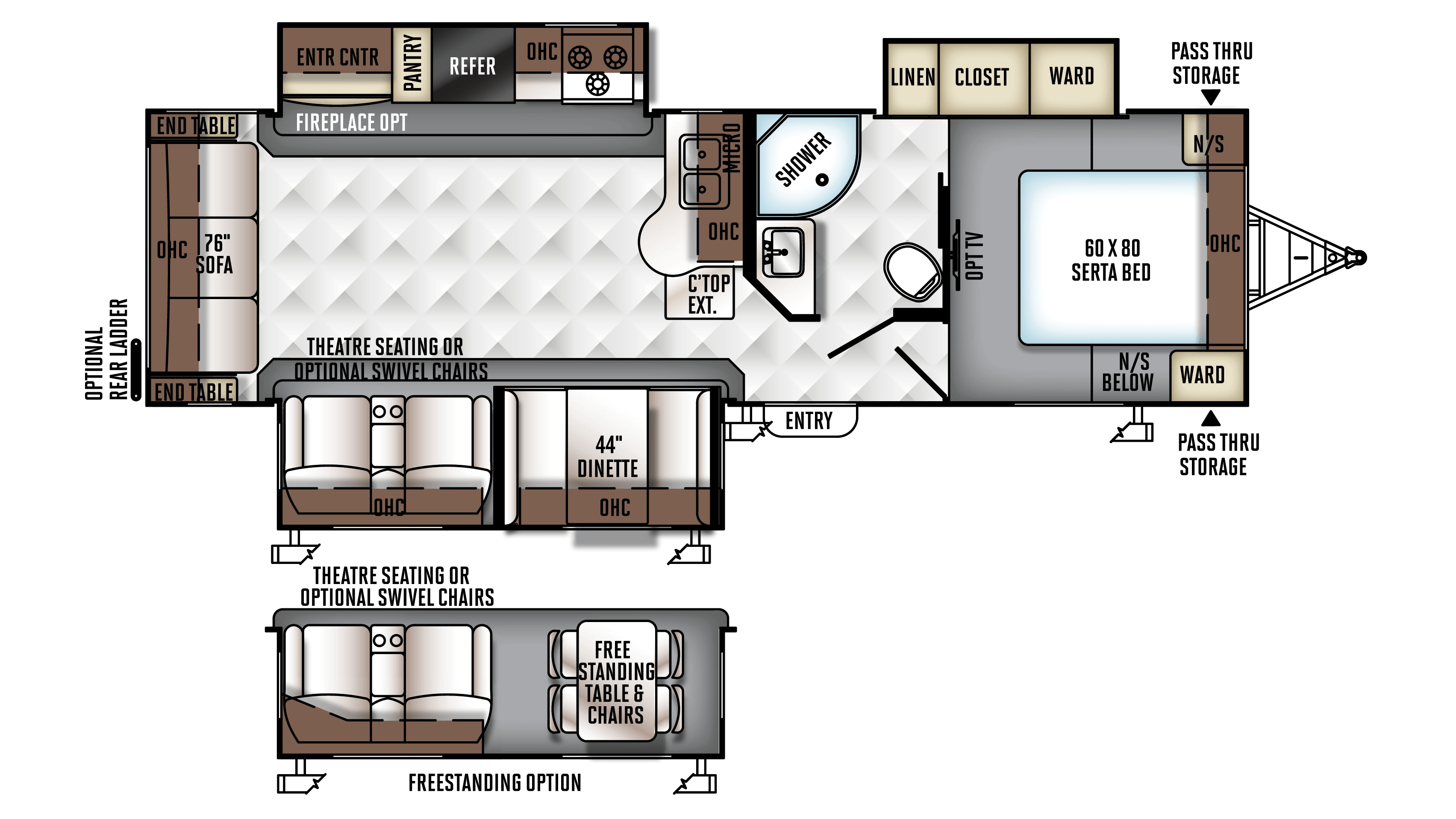 What Are The Different Types of Floor Plans and What Do