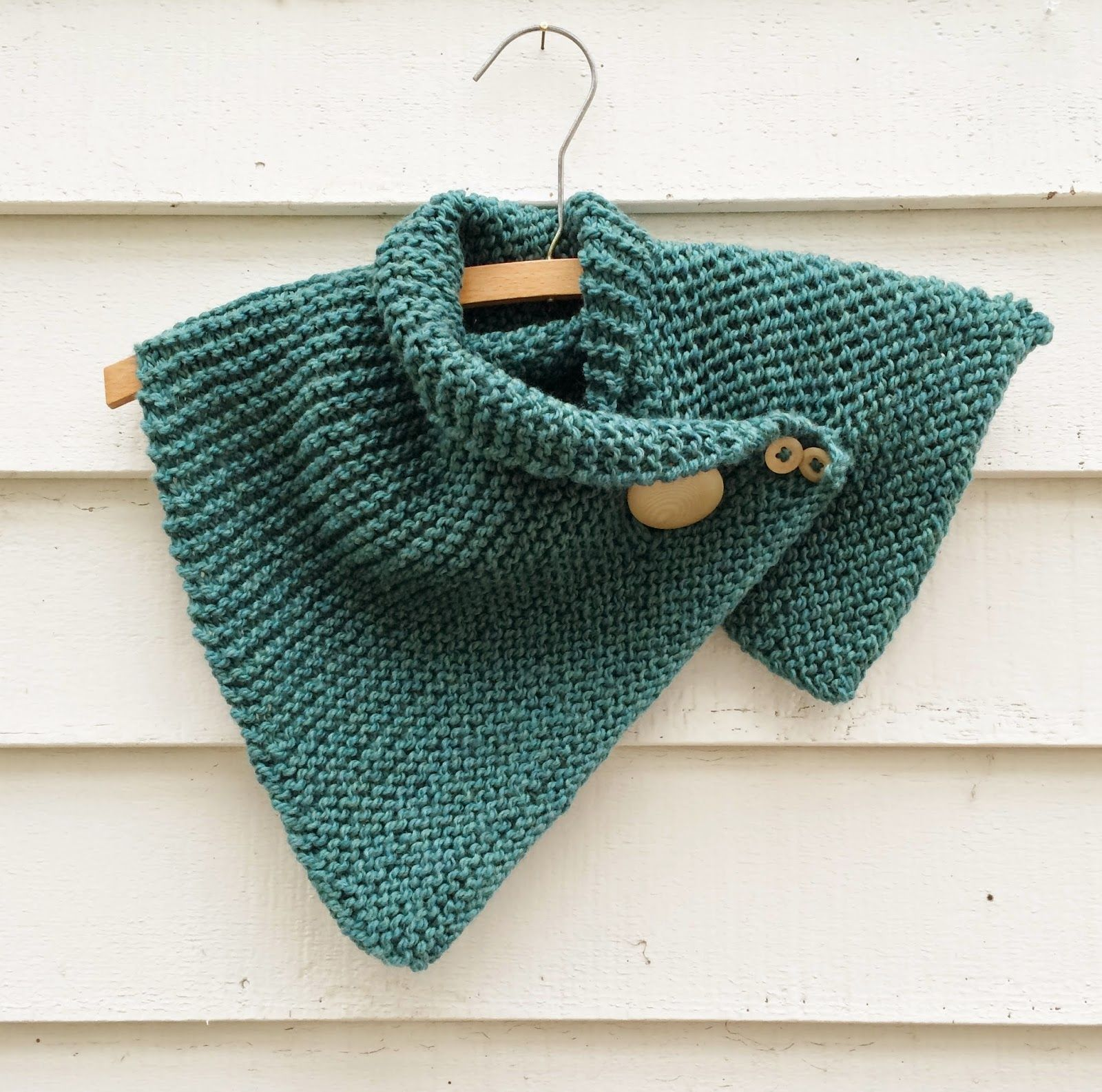 dottie angel: a knitted 1930\'s neck warmer ... - free instructions ...