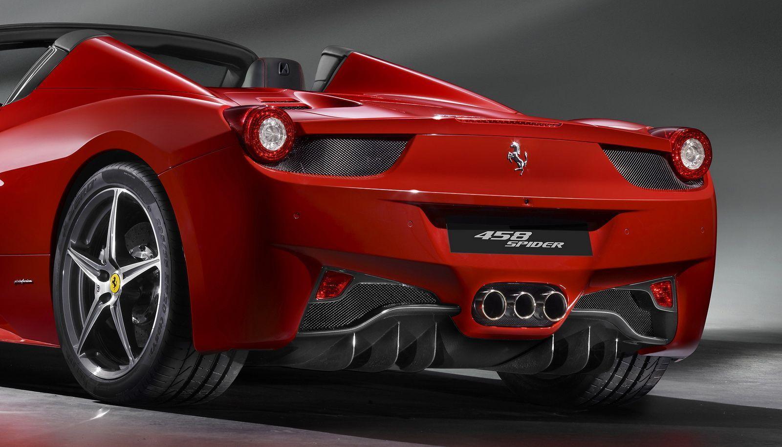Ferrari 488 Vs 458 Ferrari 458 Italia Vs 488 Gtb Ferrari 458