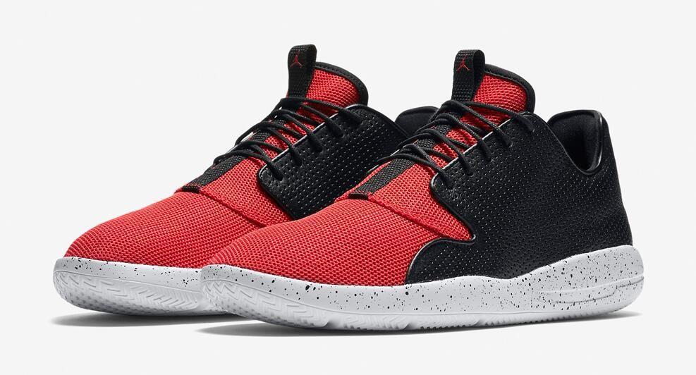 Jordan Eclipse Bred Color:BlackUniversity Red Pure Platinum