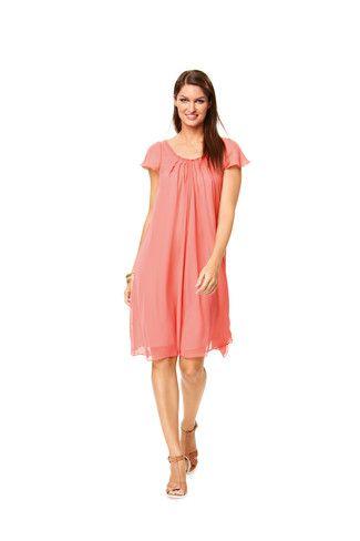 Schnittmuster: Kleid - Shirt - Fältchen - Shirts & Tops - Damen ...