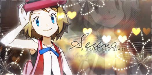 Pokémon edits by Hitsuhinabby on deviantart~ Serena