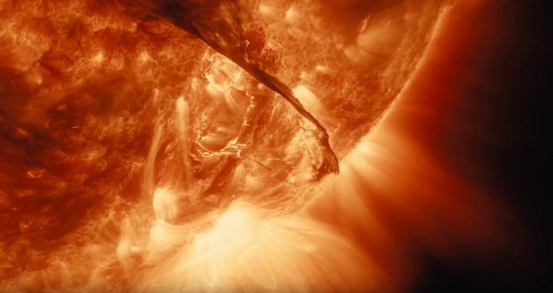 """Voyage Of Time"" Malick IMAX"