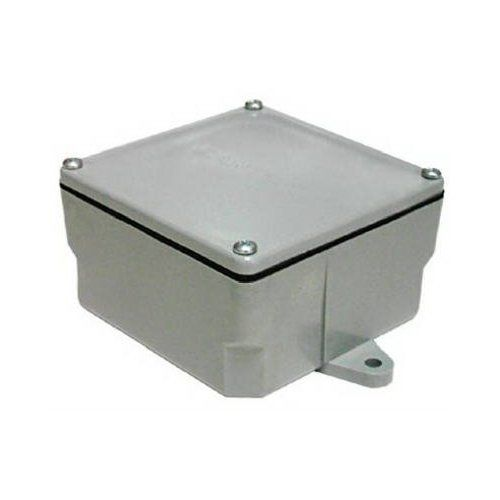 Cantex Junction Box 4 X4 X4 Pvc Bulk Cantex Industries 5133709u 4x4x4 Pvc Junction Box Highlights 4 X 4 X 4 Schedule 40 Pvc For Direct Burial Includes G
