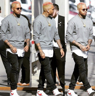 Official Chris Brown Fashion