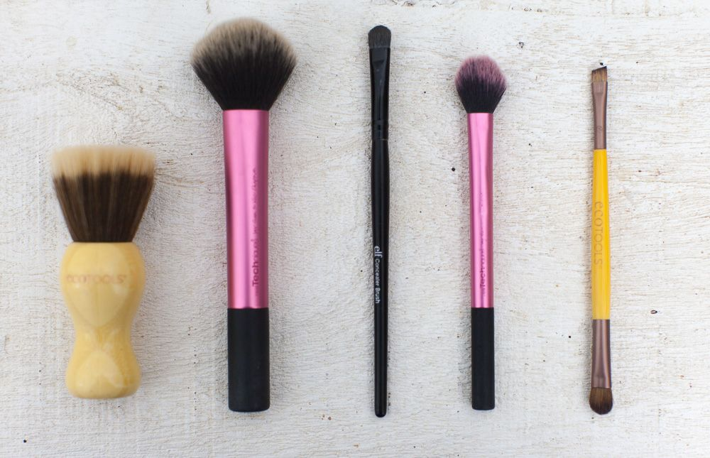 The best Top rated budget make up brushes Makeup brush