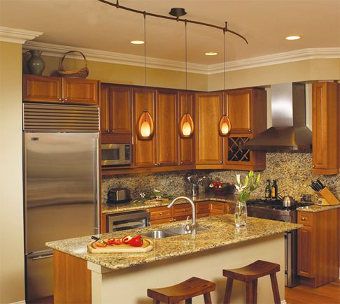 Track Lighting Options 1000 Images About Kitchen Island Remodel On Pinterest Dark Wood Kitchens Traditional