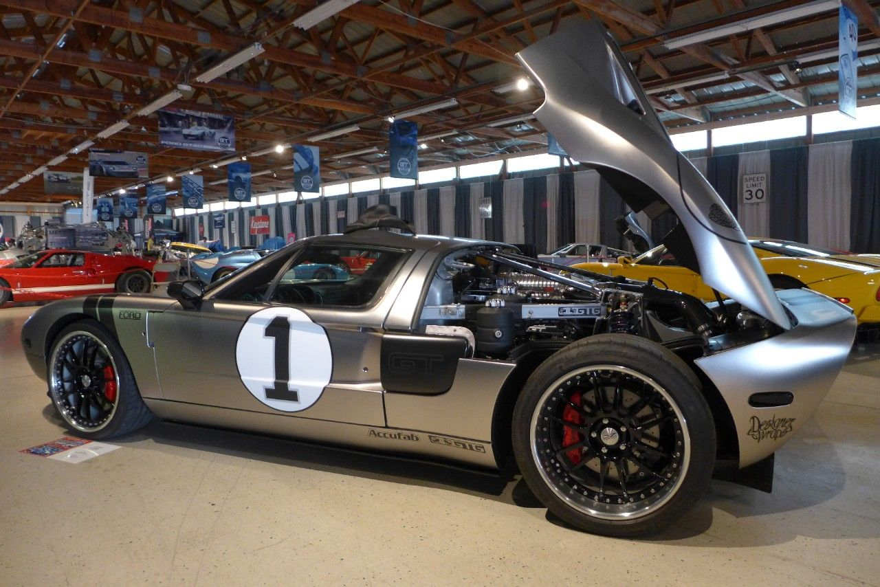 Ford Gt Reunion