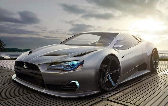 2018 Mitsubishi 3000gt Colors Release Date Redesign Price This
