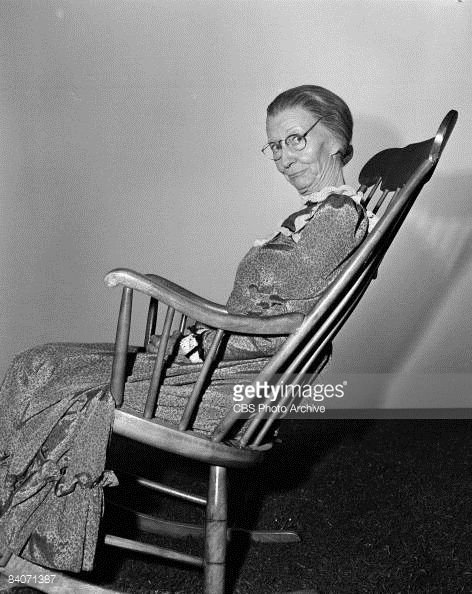 premium selection 16d6f 02d0d pic of granny clampitt sitting in rocking chair - Yahoo ...