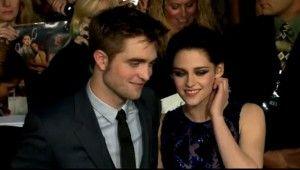 Die Hochzeit von Robert Pattinson und Kristen Stewart rückt näher