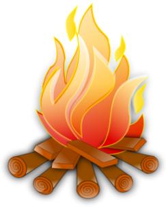 Resultado de imagem para fogueira de são joão