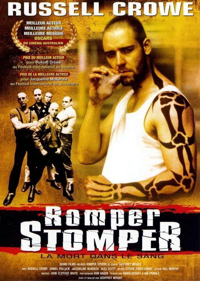 ROMPER STOMPER 1992 | Movies I will watch over | Pinterest ...