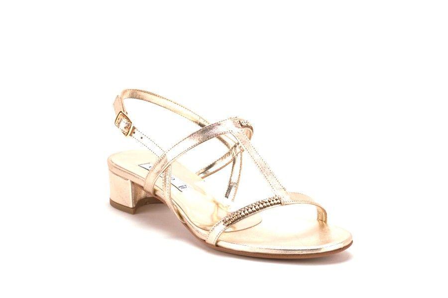 Sandalo Scarpe Shine Albano Swarovski Con Donna Platino RxU0xqF 4e1974b1116