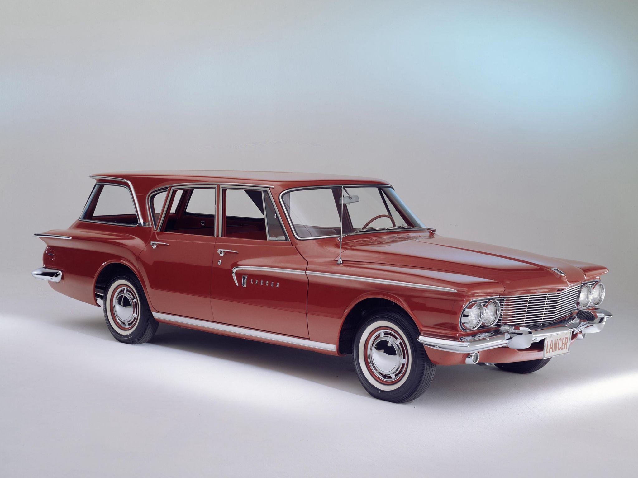 1961 dodge lancer 770 station wagon