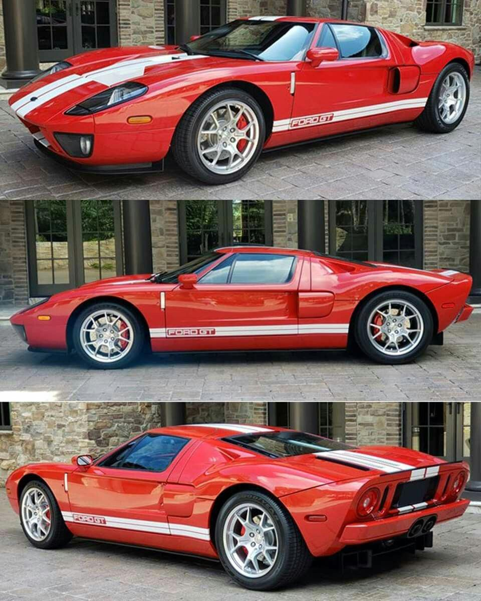 2005 Ford Gt 5 4l V8 Classic Cars Ford Gt Cars