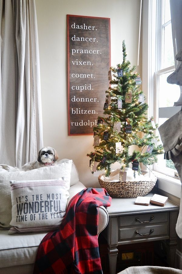 Super easy diy reindeer sign see how to make your own for christmas decor by tammy also rh pinterest