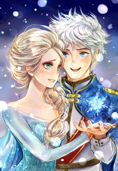 Snowflake Dance with the Snow Queen and the Frost Prince/King.