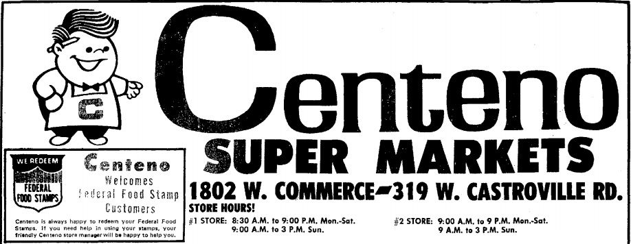 Local Awesome Supermarket Chain In Business Around The 1970 S