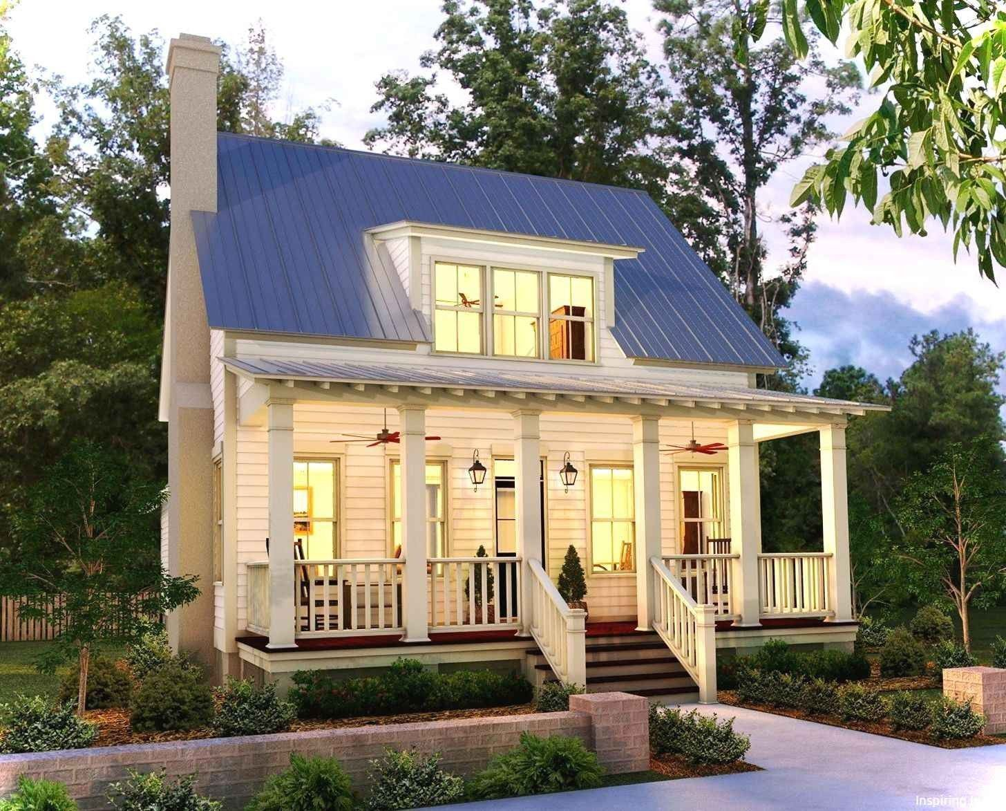 60  Beautiful Small Cottage House Exterior Ideas