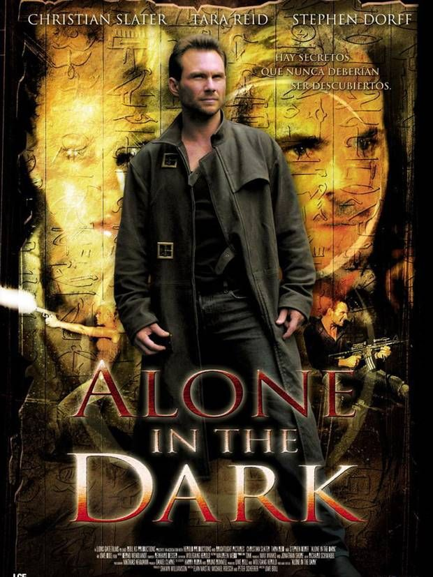 Alone In The Dark 2005 Alone In The Dark Full Movies Online Free Christian Slater