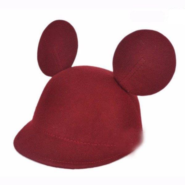 Fashion Mouse Ears Cap