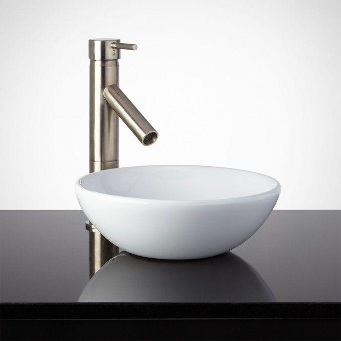 Corner Sink For Small Bathroom Piccolo By Lacava