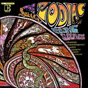 The Zodiac Cosmic Sounds Lp 1967 Psychedelic Lp
