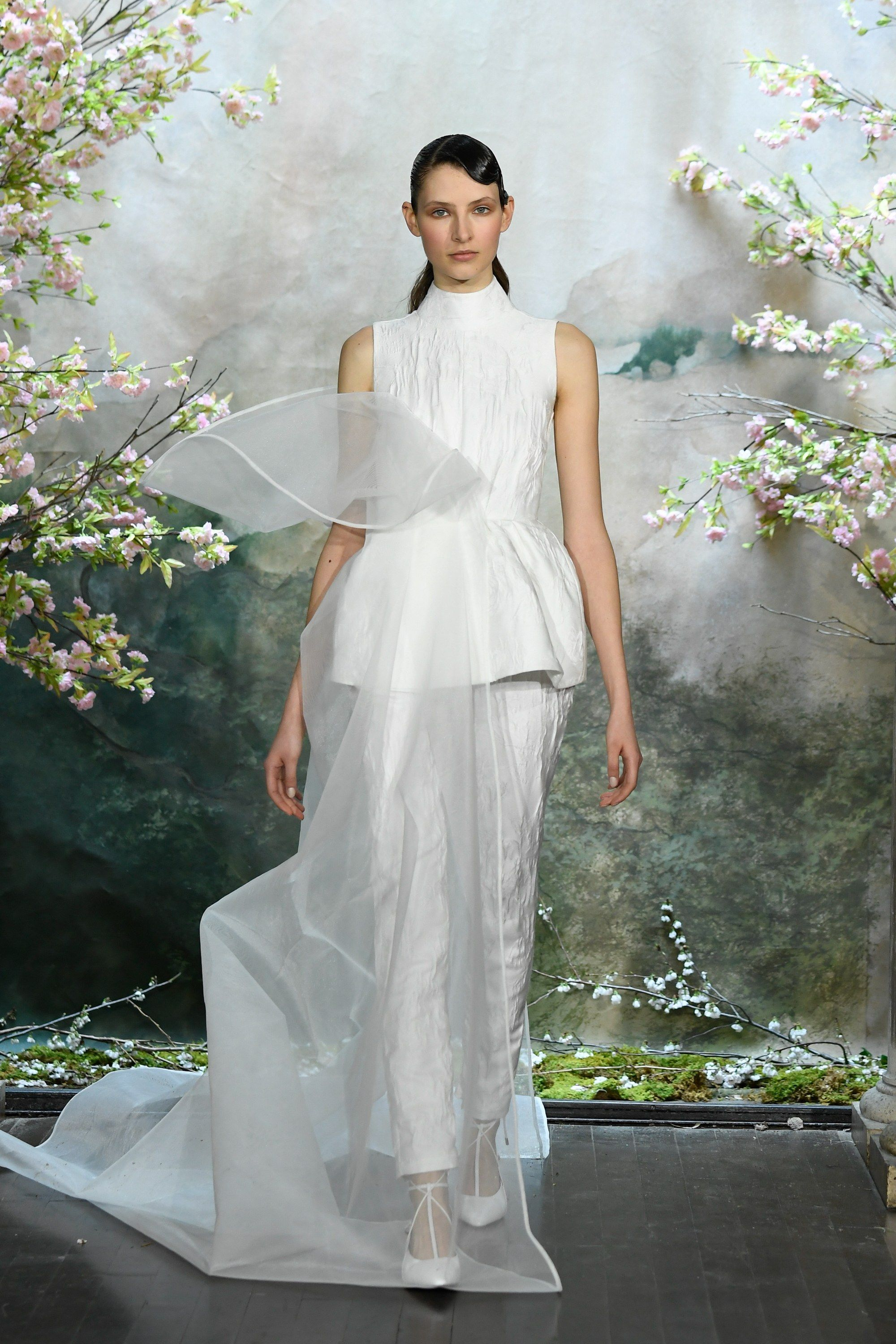 7abe86685c 9 Spring 2020 Wedding Dress Trends We Can t Get Enough Of