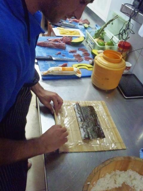 Restaurante Santy Pescador Restaurantes De Sushi Restaurantes
