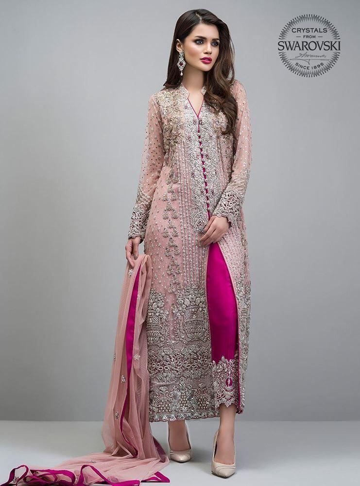 Rose Gold Jacket Indian Outfits Pakistani Dress Design Pakistani Fashion