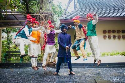 Thailand weddings | Dhruv & Nishka wedding story | Wed Me Good