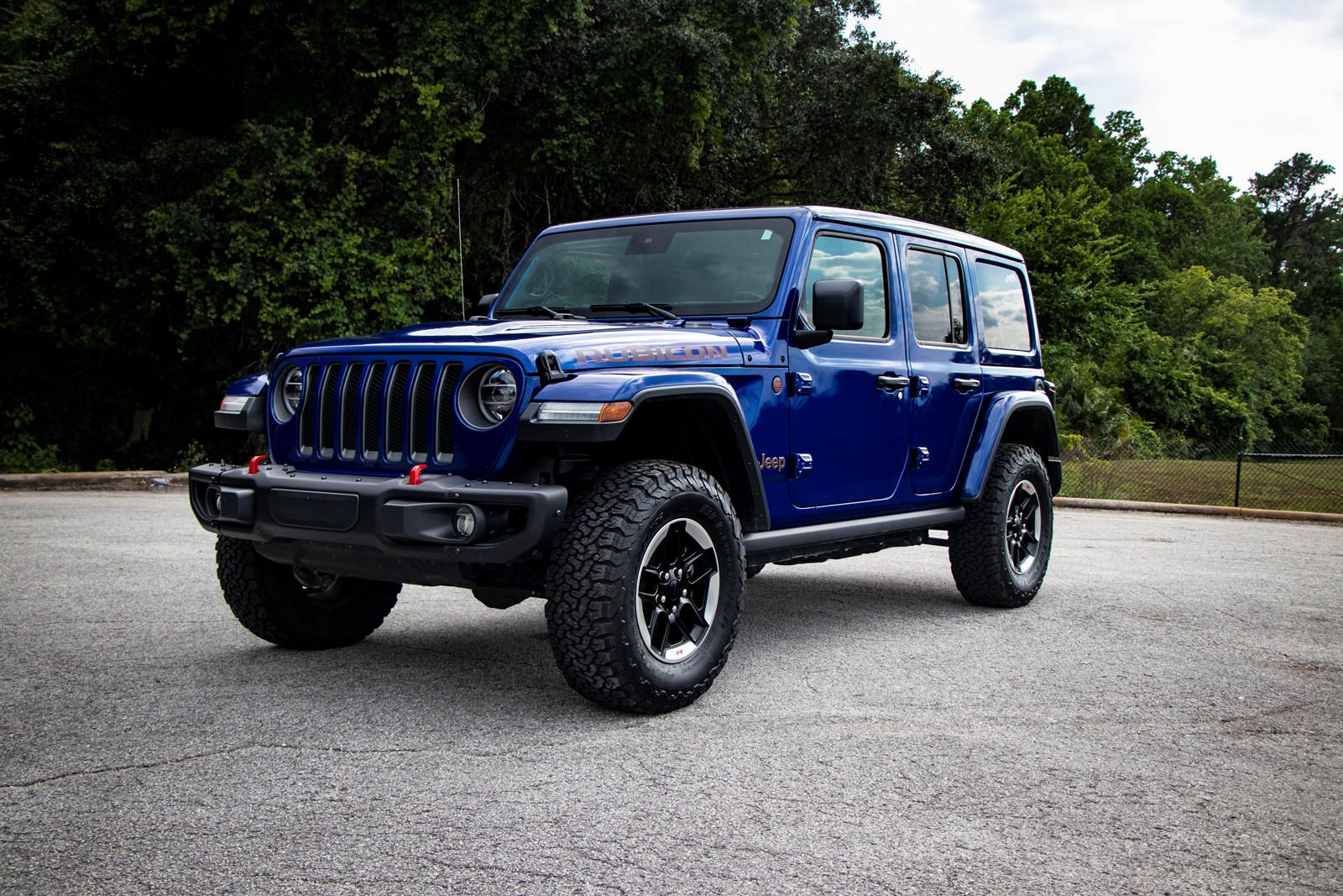 2020 Jeep Wrangler Unlimited Test Drive Review An
