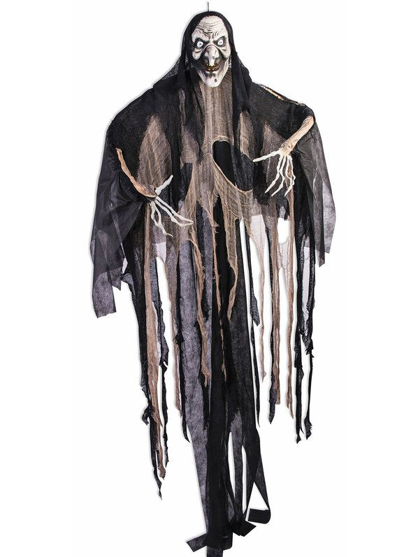 Halloween White Witch 8ft Halloween Decoration Halloweens - witch decorations