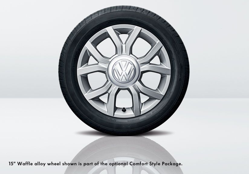 Wheels Volkswagen Up The Next Big Thing In A Small Package