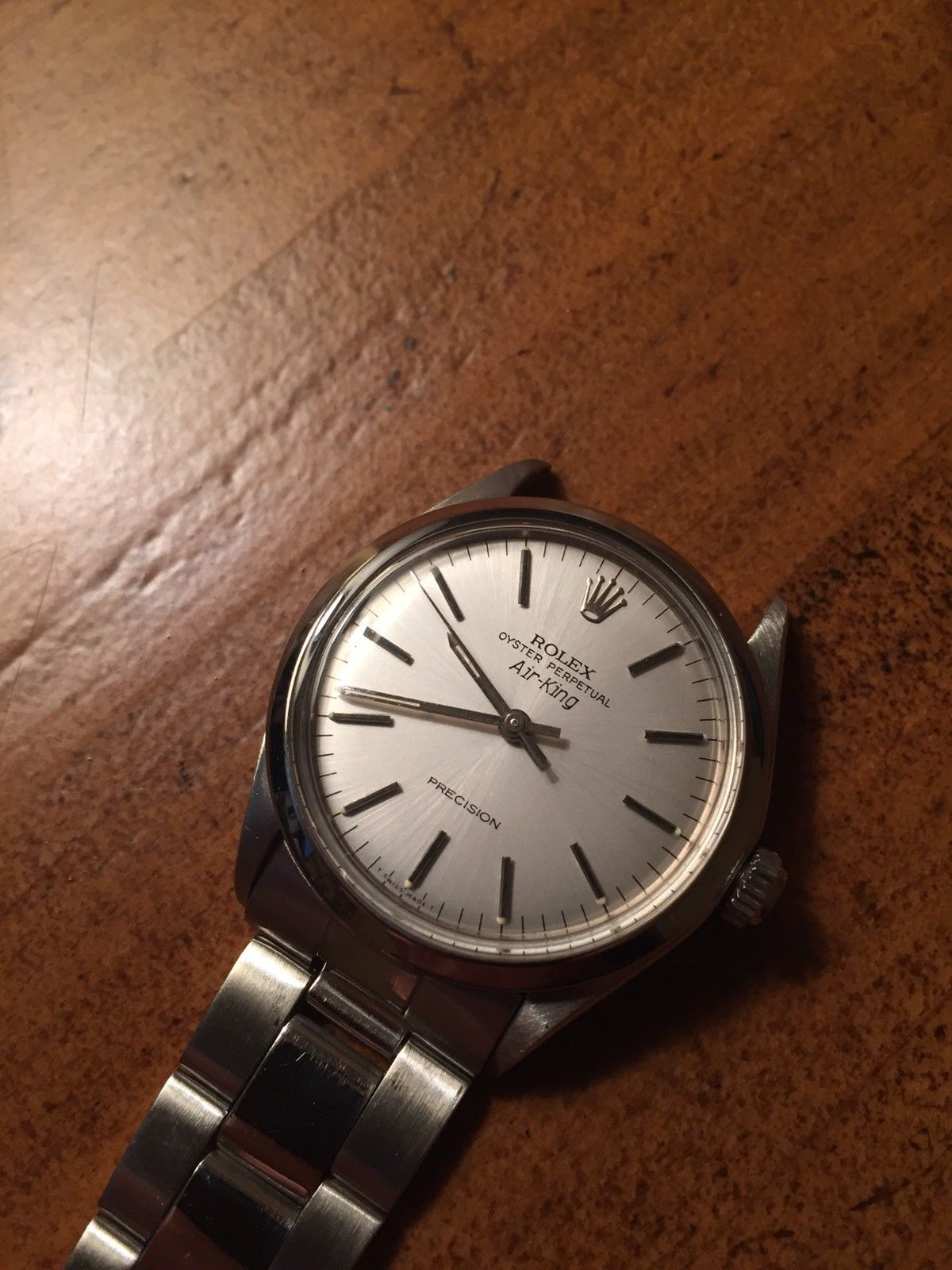 Forsale Vintage Rolex Oyster Perpetual Air King Ref5500