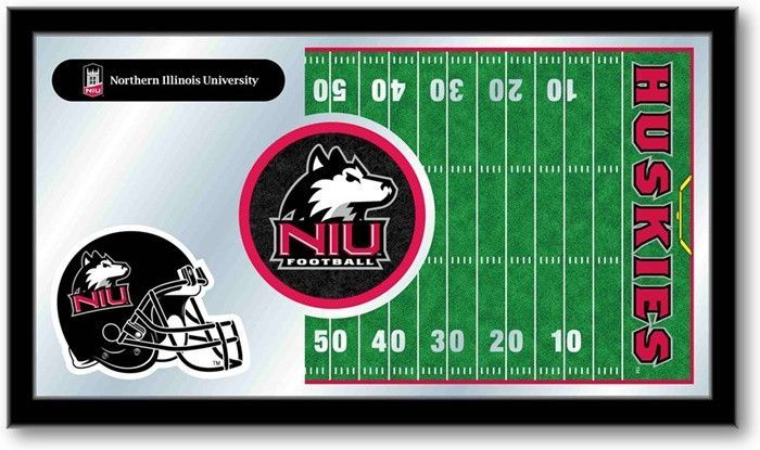 Northern Illinois Huskies Football Team Sports Mirror at SportsFansPlus.com. Visit website for details!