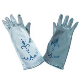 beaux gants reine des neiges elsa anna bleu rose turquoise rouge paillettes bleues motif fleurs de - Gants La Reine Des Neiges