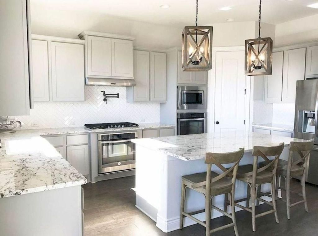 50 elegant rustic farmhouse kitchen ideas in 2020