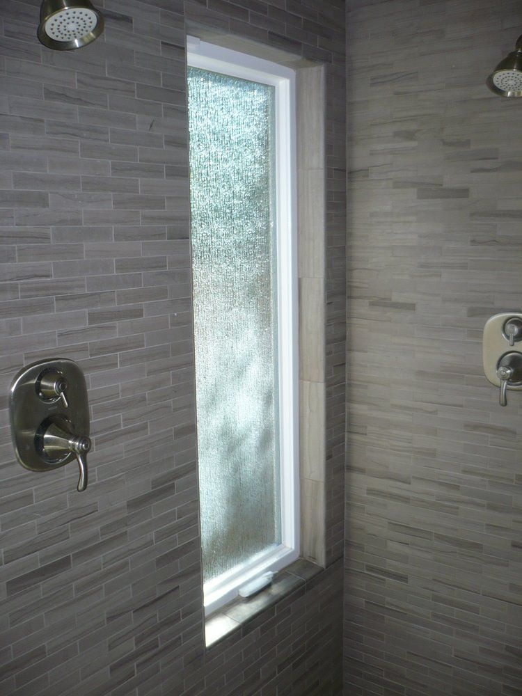Pin By Patricia Grube On House Window In Shower Bathroom